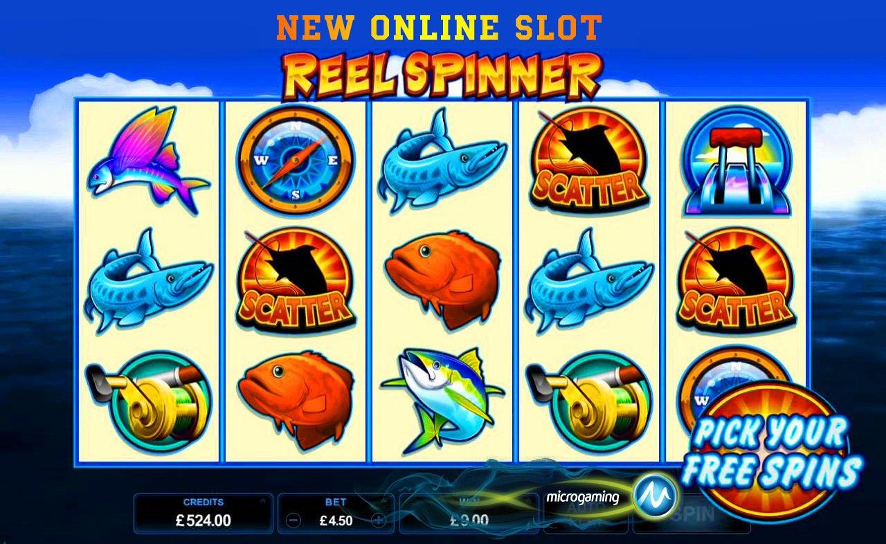 Spiele Reel Spinner - Video Slots Online