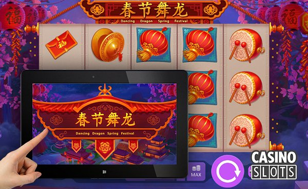 Spiele Dancing Dragon - Video Slots Online