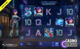 Playson Releases New Time Warp Guardian Slot