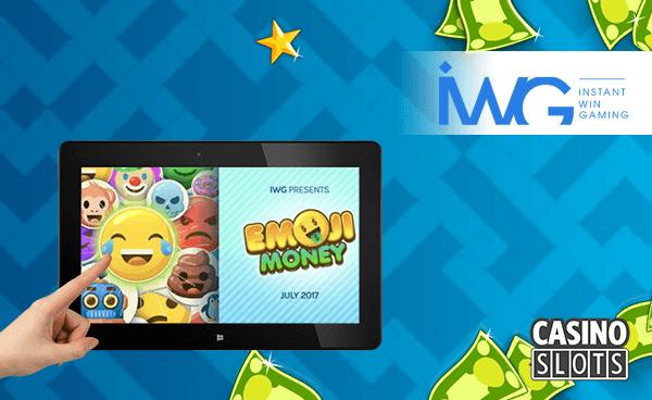 IWG Releases New Emoji Money Instant Win Game