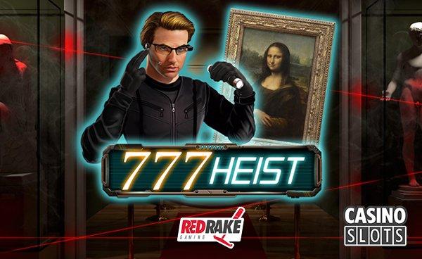 Spiele 777 Heist - Video Slots Online